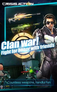Download Crisis Action-FPS e Sports APK MOD DATA v 2.0 [Unlimited Money]