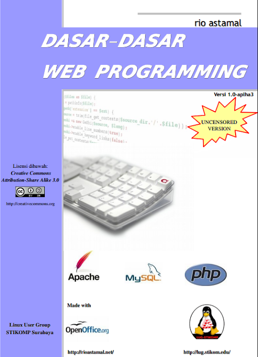 Download Modul Dasar Dasar Web Progamming