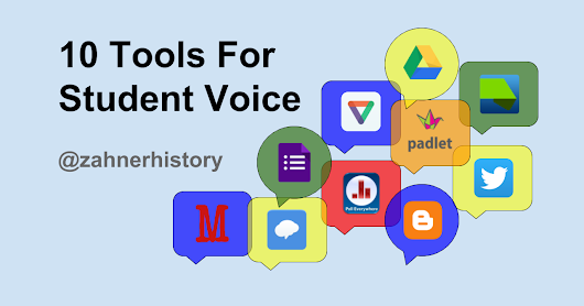 10 Tools For Student Voice