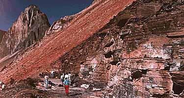 Burgess shale dating