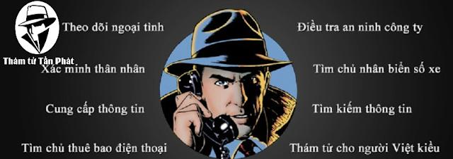 Thám tử Tấn Phát theo dõi ngoại tình chuyên nghiệp tại Quận Tân Phú TPHCM