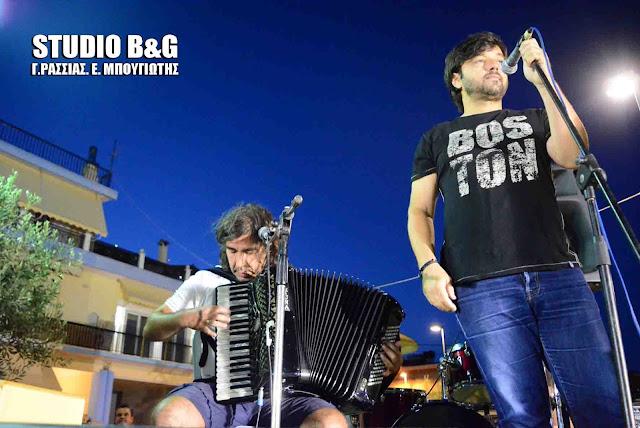 Με επιτυχία η μουσική βραδυά στο Άργος για τον μικρό Κωνσταντίνο