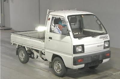 19562A9N8 1988 Suzuki Carry 4WD