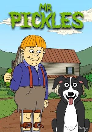 Phim Chú Chó Satan - Mr. Pickles (2013)