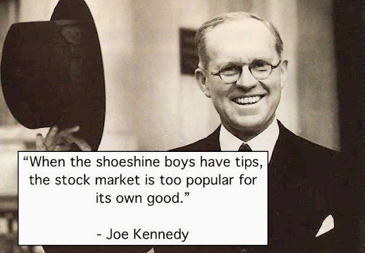 How Joe Kennedy Avoided The Stock Market Crash Of 1929