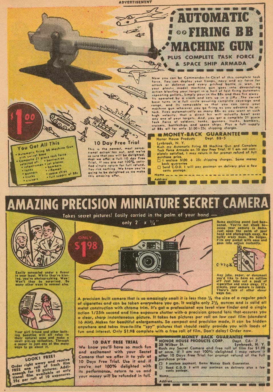 Read online Detective Comics (1937) comic -  Issue #242 - 23