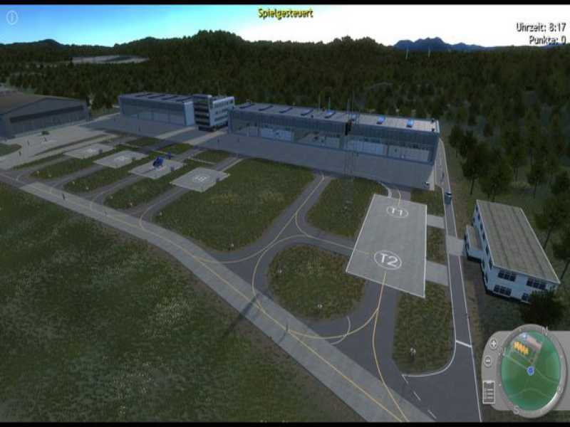 Download Polizeihubschrauber Simulator Free Full Game For PC