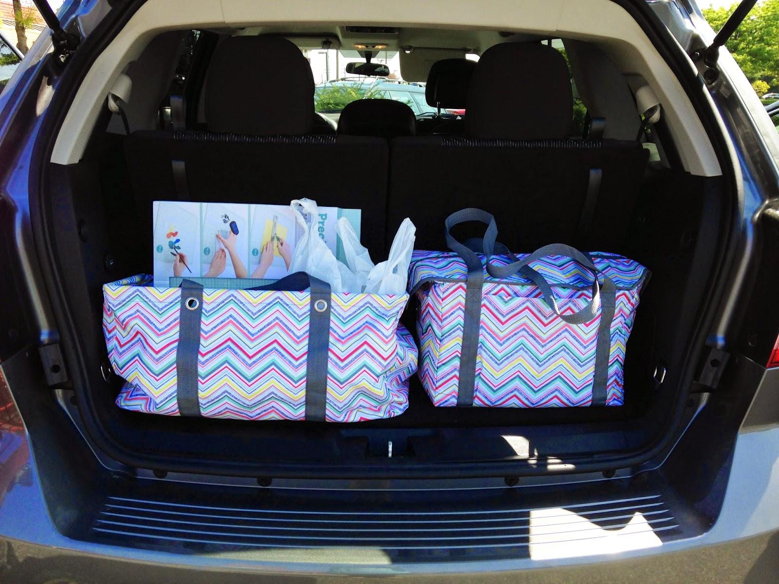 Suv With Third Row >> Seriously, Sabrina?: Car Organization and Shopping with ...