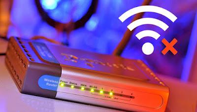 قطع الإنترنت : كيف اقطع الإنترنت عن مخترقي جهاز الراوتر الخاص بي