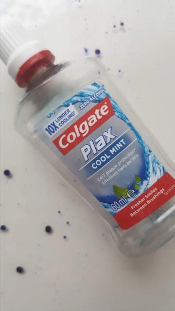 Colgate Plax, wersja miniaturowa