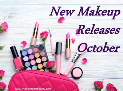 New Makeup laynched October
