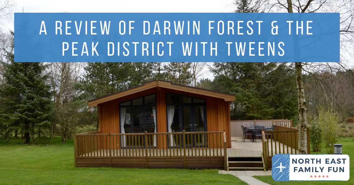 A Review of Darwin Forest & The Peak District with Tweens