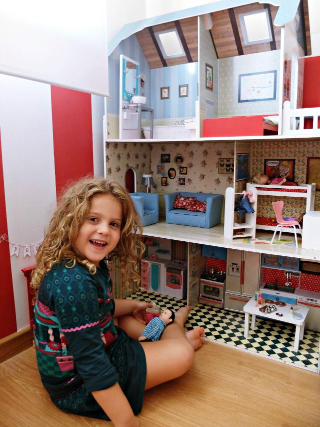 Mam de noa hemos probado casa de mu ecas de imaginarium - Casa de munecas imaginarium segunda mano ...