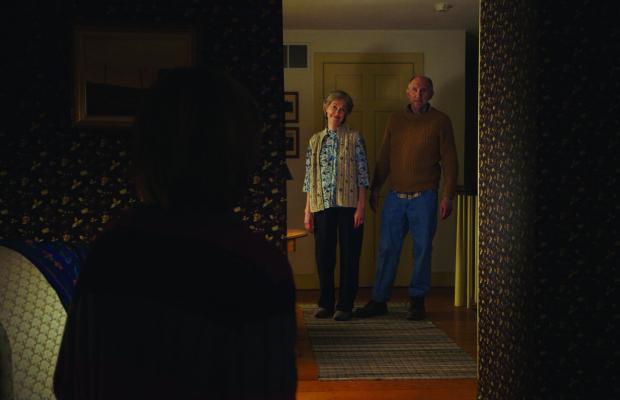 shyamalan visita terror sexto sentido sinais a vila corpo fechado filme