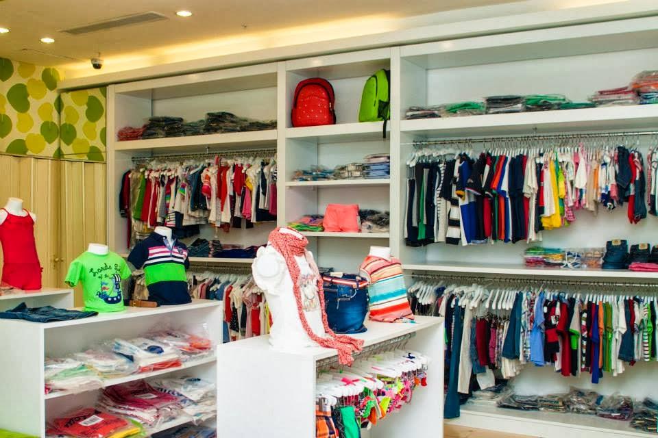 Kids online clothing boutiques