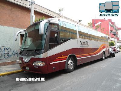 autobus de turismo