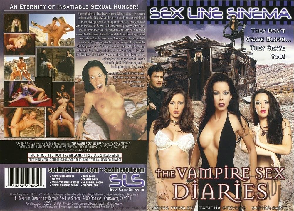 The Vampire Sex Diaries 2010