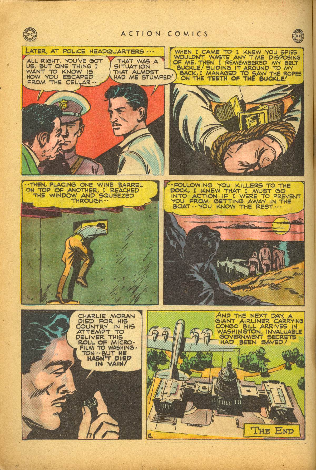 Read online Action Comics (1938) comic -  Issue #112 - 22