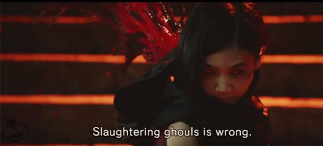 Sinopsis Film Tokyo Ghoul (2017)