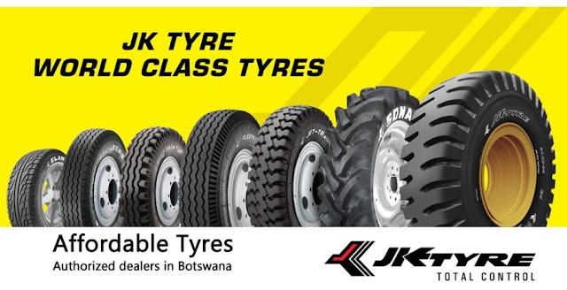J.K. Tyres