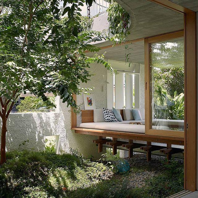 Rumah Minimalis Dengan Kayu Yang Indah
