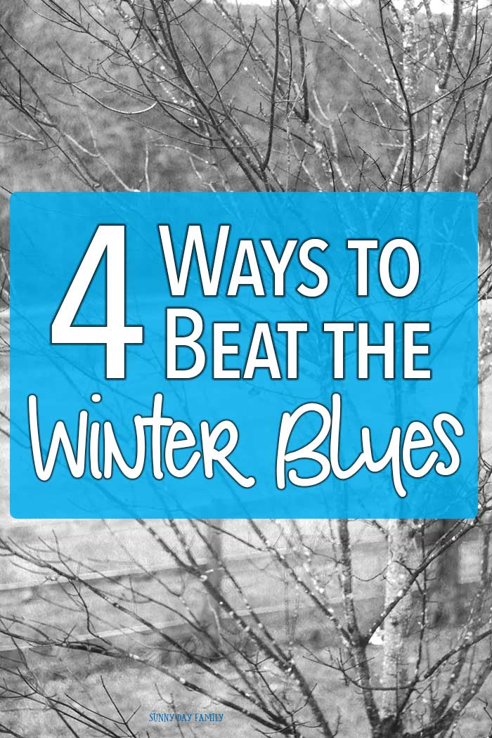 Beat the winter blues with these easy tips! Feeling down after a long winter - these ideas will get you out of the dumps and ready for Spring.
