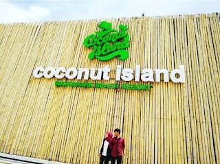 Review Coconut island labuan Banten
