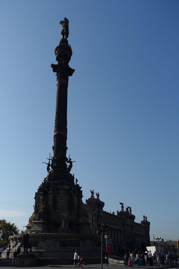 コロンブスの塔(Mirador de Colom)