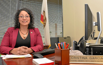 """Daniel Fierro accuses California Democratic Assemblywoman Cristina Garcia, the head of the Legislative Women's Caucus and a leading figure in the state's anti-sexual harassment movement of groping him.    He alleged Cristina Garcia stroked his back, touched his buttocks and gestured to touch his crotch in a dugout after a legislative softball game as far back as 2014.    The embarrassing incident wasn't reported at the time until January when Fierro opened up to his former boss, Democratic Assemblyman Ian Calderon who has now reported the case to Assembly leaders and investigation has commenced.  POLICE HUNTS SERIAL SHOOTER SUSPECTED OF SHOOTING FOUR PEOPLE, KILLING TWO WITHIN A FEW DAYS   Teala Schaff, Garcia's spokeswoman said the assemblywoman learned a complaint was filed against her but was given no details...  """"Every complaint about sexual harassment should be taken seriously and I will participate fully in any investigation that takes place,"""" - Cristina Garcia.  The Assemblywoman added:  """"I have zero recollection of engaging in inappropriate behavior and such behavior is inconsistent with my values. Fierro said he decided to tell his former boss about the incident because of Cristina Garcia's outspokenness in the #MeToo movement.  """"If the person leading the charge on it isn't credible it just ends up hurting the credibility of these very real stories,"""" Fierro left the Assembly in 2016. Calderon, his former boss, is now the majority leader. Calderon's communications director, Lerna Shirinian, said Fierro told her about the incident right after it happened.  """"He was in shock, I was in shock — but the culture was very different back then,"""" Shirinian told Politico.  DSCUS!"""