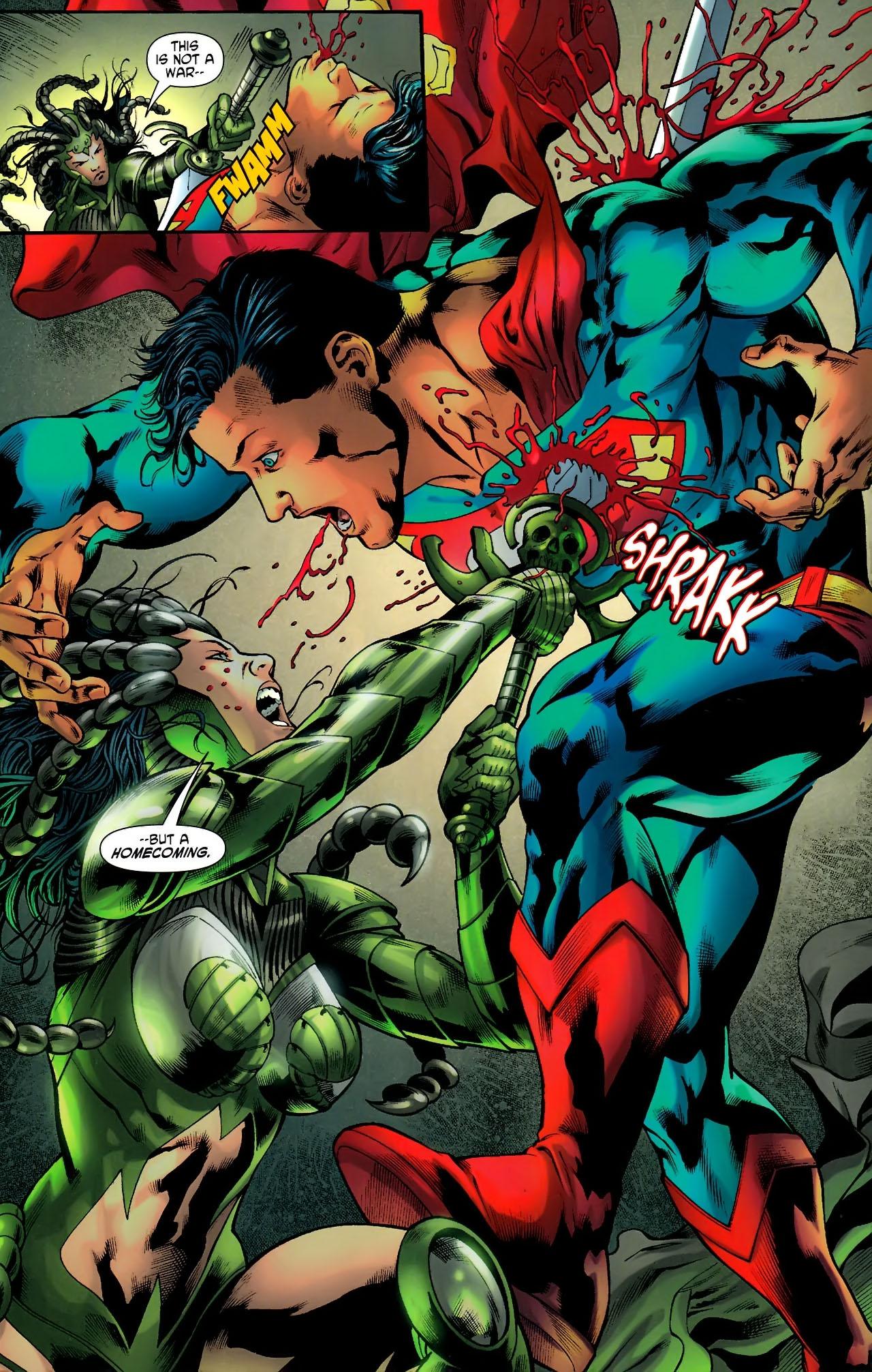 Read online Wonder Woman (2006) comic -  Issue #611 - 19