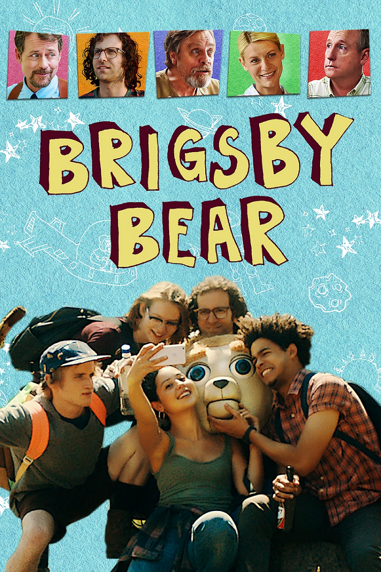 Brigsby Bear [2017] [DVDR] [NTSC] [Latino]