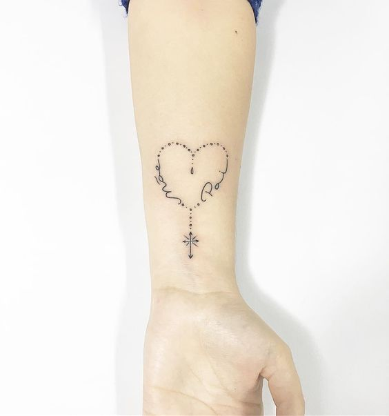 Best 15 Example of Simple Tattoos Designs