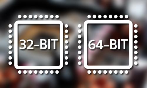 Mengetahui Perbedaan 32-bit dan 64-bit pada Sistem Operasi