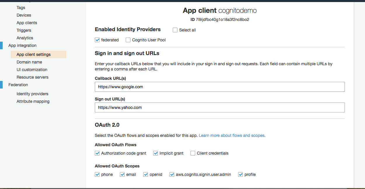 AWS Cognito - Authentication Using Via LDAP ~ Cult Of Cloud