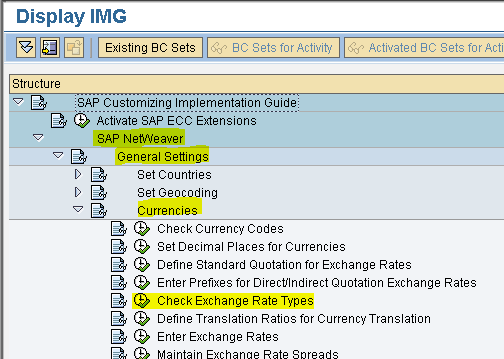 SAP - FICO MODULE LEARNING: Foreign Currency Transactions in SAP