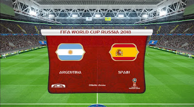 PES 2017 PES Professionals Patch 2017 v4.3 World Cup 2018 Edition