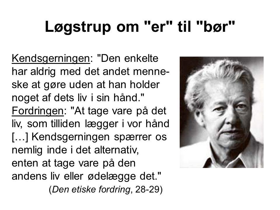 citater løgstrup Diapraxis Blog   Fornyelse gennem fordybelse: 063 Om magt som  citater løgstrup