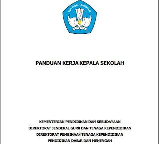 TUPOKSI Pedoman Panduan Kerja Kepala Sekolah, http://librarypendidikan.blogspot.com/