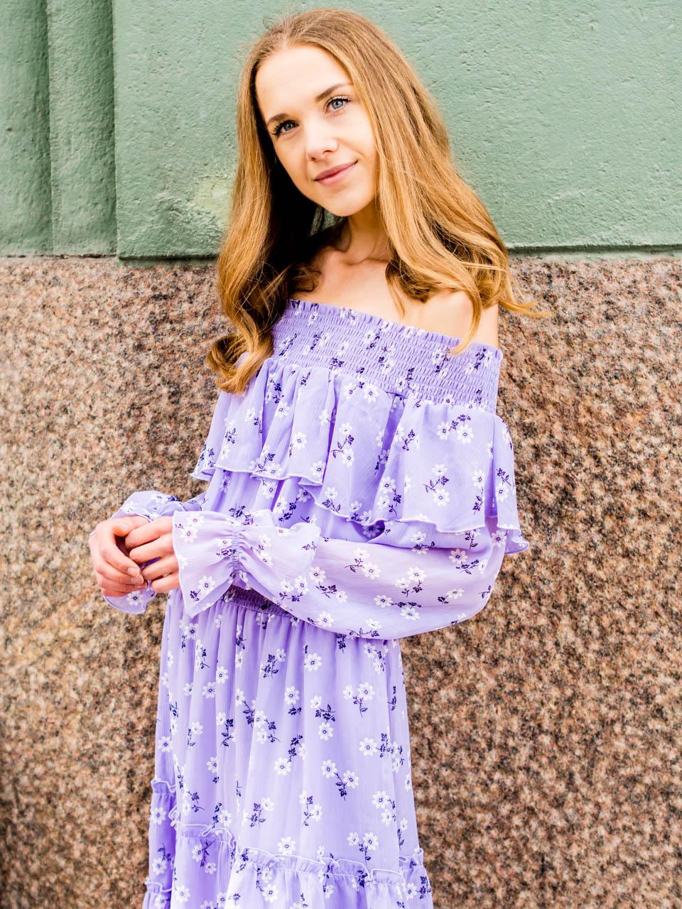 fashion-blogger-summer-outfit-bikbok-floral-dress-kesämuoti-kesämekko-muotiblogi
