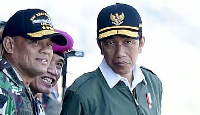Jokowi Sudah Panggil Panglima TNI Terkait Senpi Ilegal, Ini Hasilnya..