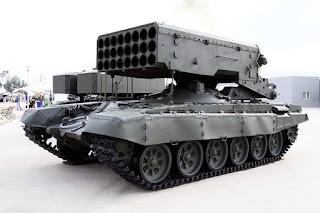 TOS-1A Buratino