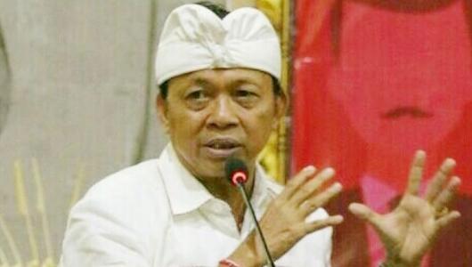 Gubenur Koster Tolak Tegas Ide Wisata Halal di Bali ala Sandi