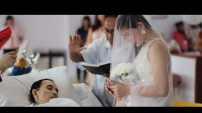 Su Novia Decidió Cumplir El Último Deseo. Se Casaron En El Hospital pero 36 Horas Después Pasó Esto