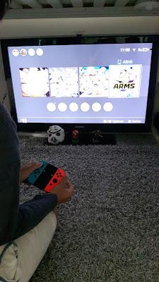 Mit der Nintendo Switch am Fernseher spielen