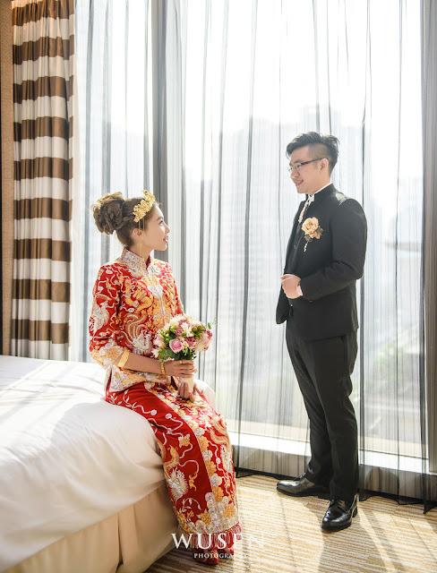 龍鳳褂迎娶
