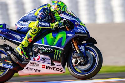 Rossi: Saya Butuh Motor Lebih Cepat untuk Kejar Lorenzo - Marquez