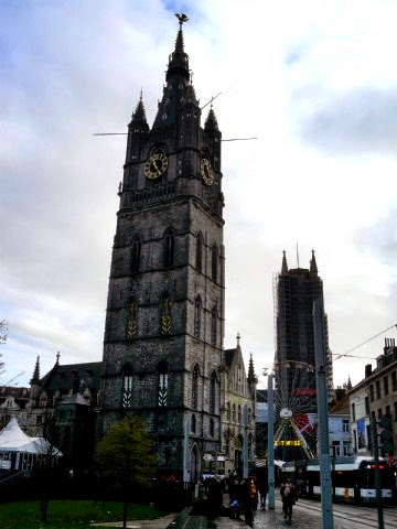 Turismo en Gante
