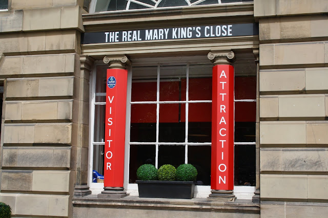 real mary king's close guided tour review