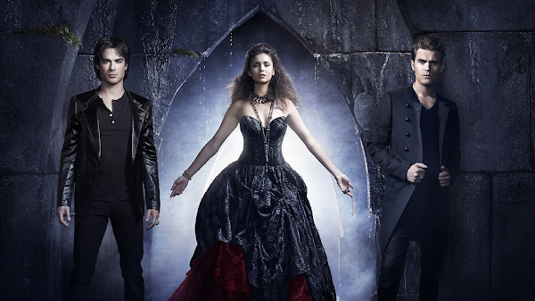 TV Report Card | 'The Vampire Diaries' Season 4 Review