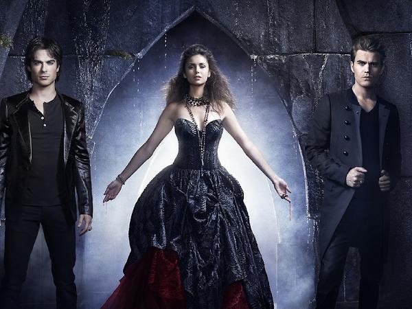 TV Report Card | 'The Vampire Diaries' Season 4 Review